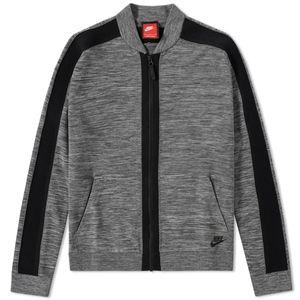 NIKE NSW/tech knit bomber jacket 819031-065